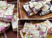 Preparando regalos Navidad jabones hechos mano