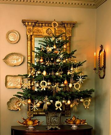 Foyer Christmas Trees