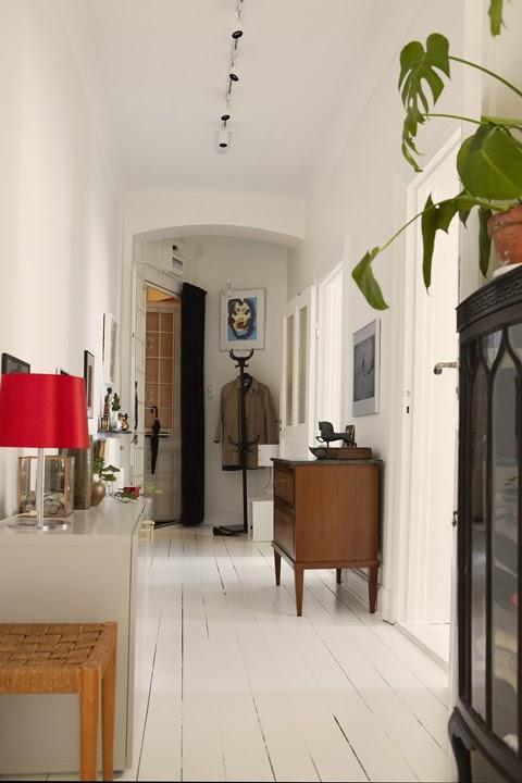 Un apartamento en estocolmo con toques parisinos paperblog - Apartamentos en estocolmo ...