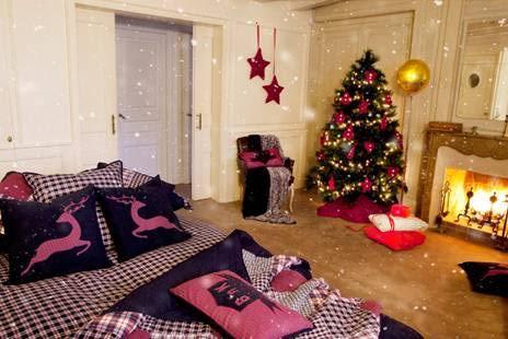 Decorar Habitaciones De Navidad
