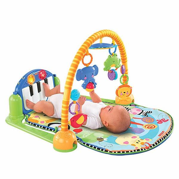 Juguetes de 0 a 6 meses paperblog - Juguetes bebe 6 meses ...