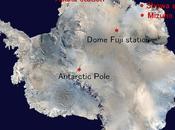 Nuevo récord temperatura baja planeta: -91,2°C