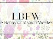evento life behavior fashion weekend lbfw