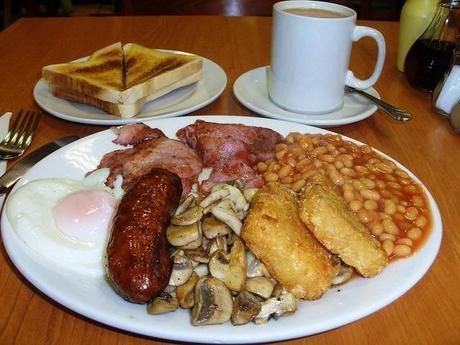 English breakfast 50 cafés da manhã pelo mundo