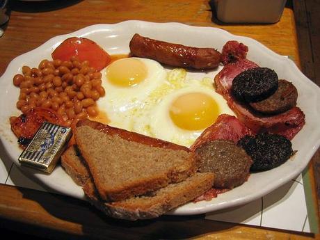 Irish breakfast 50 cafés da manhã pelo mundo