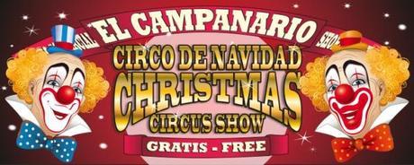 Circo en el Centro Comercial El Campanario