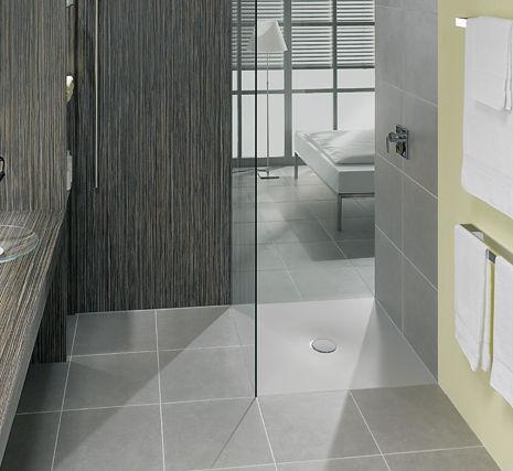 Duchas modernas plato al ras del suelo paperblog for Platos de ducha a ras de suelo