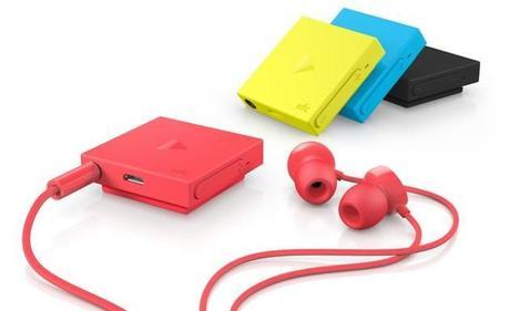 BH-121: un nuevo headset Bluetooth Stereo de Nokia cuadrado y de colores