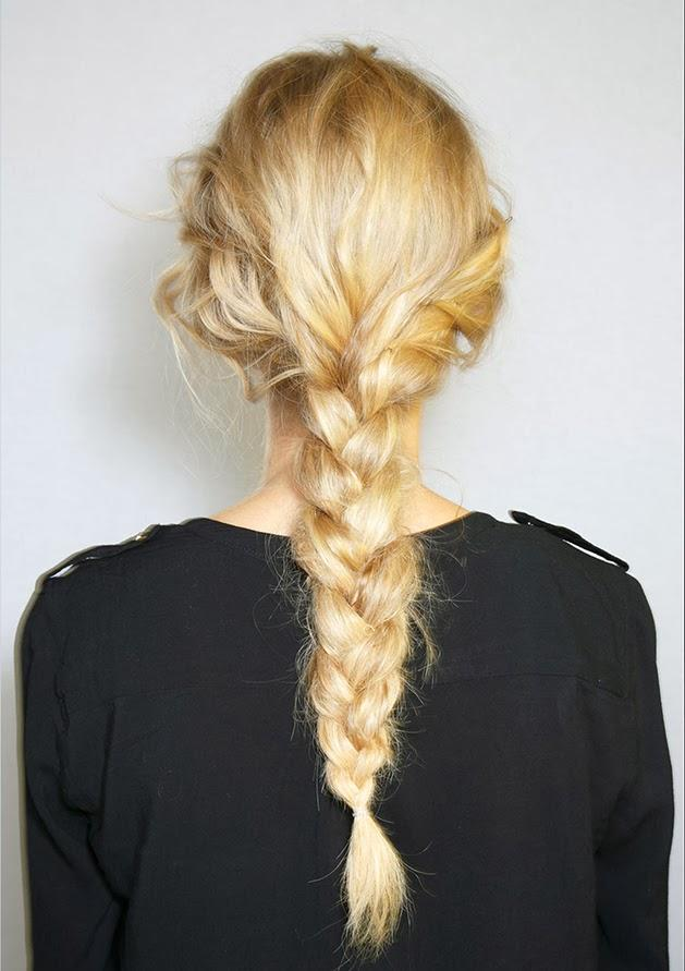 Braids, buns and other cool stuff