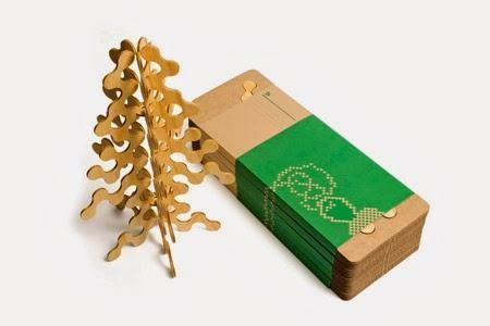 Árboles de Navidad creativos y de diseño