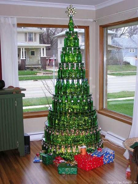 Rboles de navidad creativos y de dise o paperblog - Arbol navidad diseno ...