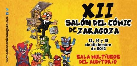XII salon comic zaragoza