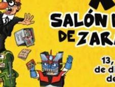 acerca Salón cómic Zaragoza, diciembre