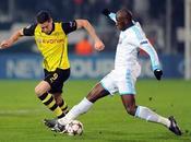 Borussia Dortmund clasifica agonicamente Octavos