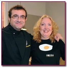PabloD Gourmet - Mabel con Sergio