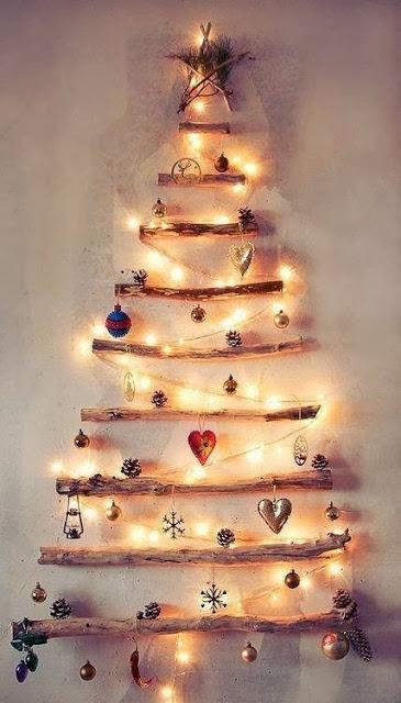 Un árbol de Navidad diferente