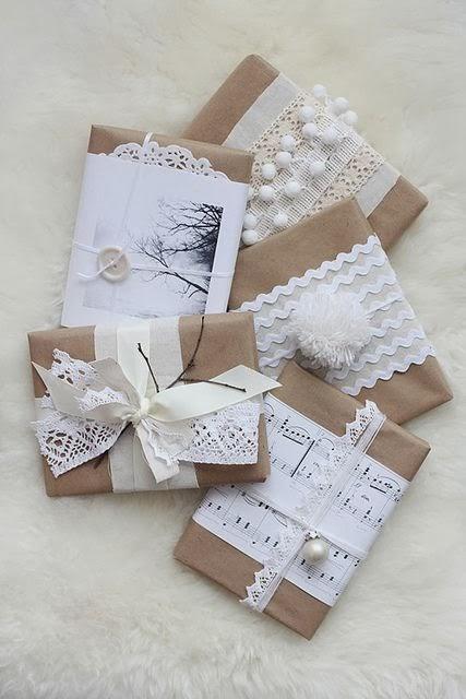 Envoltorios originales y preciosistas para los menos - Envoltorios regalos originales ...