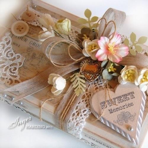 Unique Bridal Shower Gift Wrapping Ideas : Envoltorios originales y preciosistas para los menos manitas ...