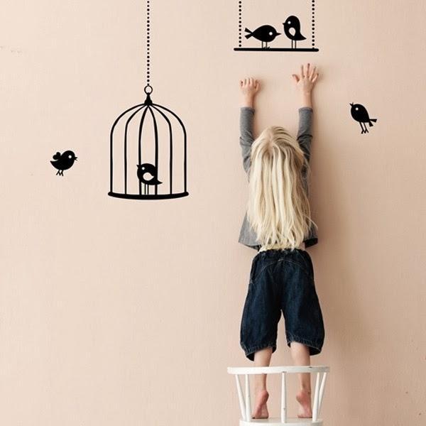Ideas para decorar las paredes de tu hogar paperblog - Ideas para paredes ...