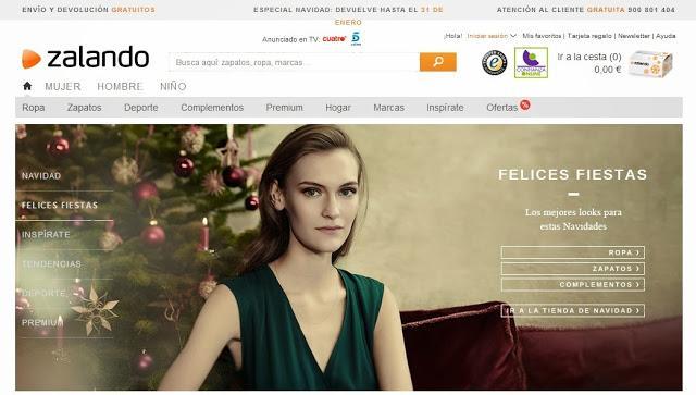 Escogiendo look para Nochevieja en Zalando - Paperblog b71b517753b3