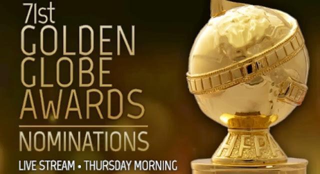 Nominaciones a los Globos de Oro 2014