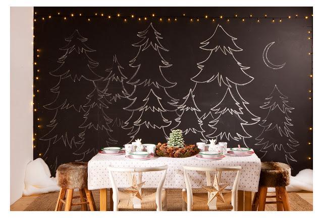 Decoracion navide a para los peque os de la casa for Decoracion navidena elegante