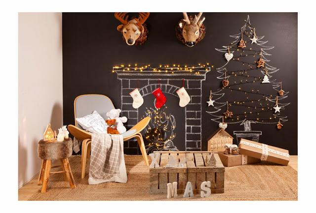 Decoracion navide a para los peque os de la casa for Decoracion casa navidena