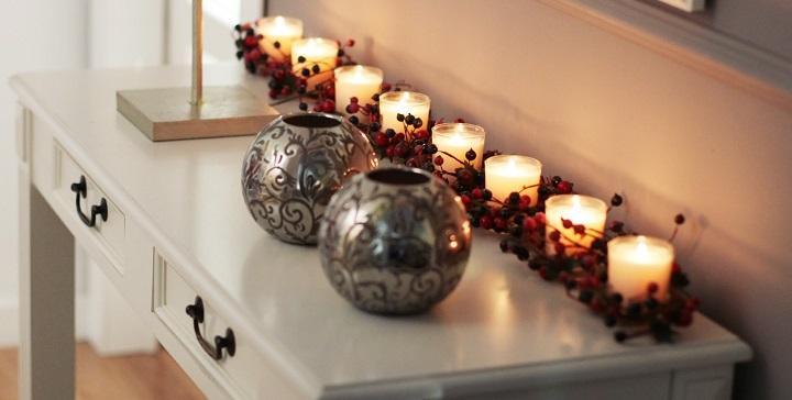 Navidad en tu hall paperblog for Como decorar un belen de navidad