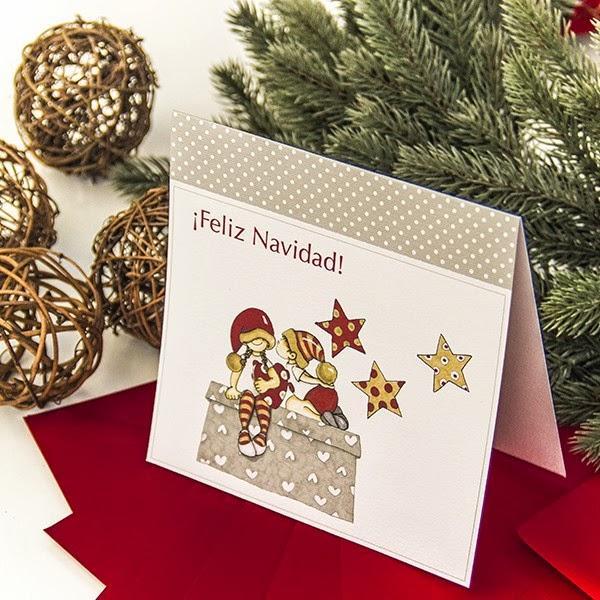 Christmas felicitaciones de navidad paperblog - Dibujos de navidad originales ...