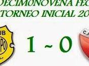 Olimpo:1 Colón:0 (Fecha 19°)