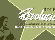 Boletín Revolución Oficina Asuntos Históricos Consejo Estado: diciembre 2013
