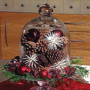 Decorar con pi as en navidad paperblog - Adornos navidad con pinas ...