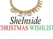 Christmas wishlist with SheInside