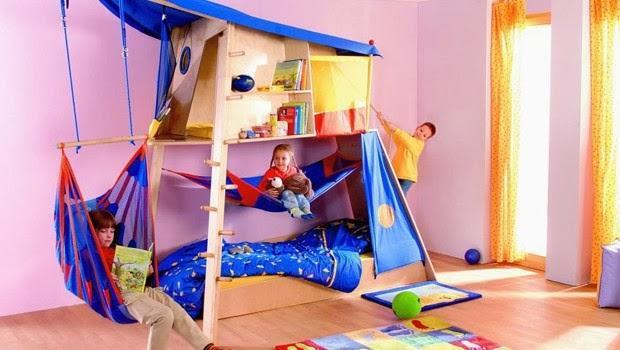 Habitaciones para bebes y ni os peque os paperblog - Habitaciones de ninos pequenas ...