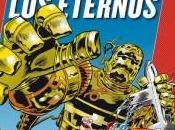 [Reseña] Marvel Gold. Poderoso Thor: Llegada Eternos