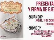 """Presentación """"Pastelillos Gloria"""", María Magdalena Landa"""