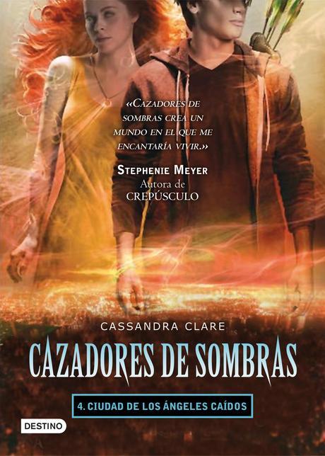 Reseña #69: Cazadores de sombras. Ciudad de los ángeles caídos de Cassandra Clare