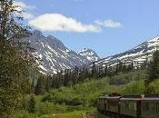 Yukon White Pass. Alaska (con audio)