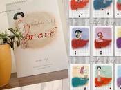 Sorteo: Calendario Brave 2014