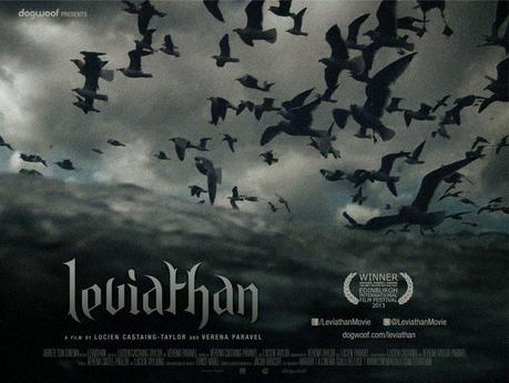 Leviathan (2012) Cartel Movie Poster