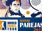 Nuevas parejas para World Padel Tour 2014 algunos rumores