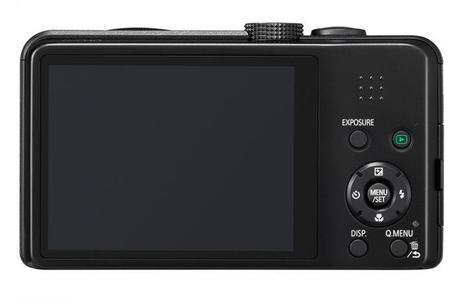 Panasonic Lumix DMC-TZ35 pantalla