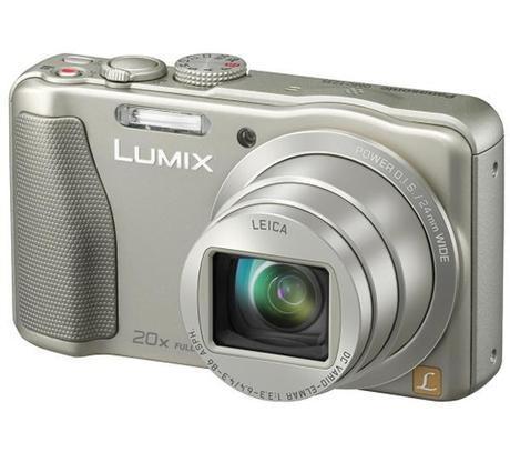Panasonic Lumix DMC-TZ35 plata