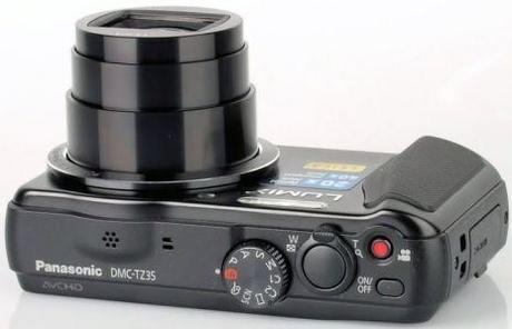 Panasonic Lumix DMC-TZ35 zoom
