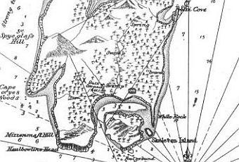 Mapa Isla Del Tesoro.El Mapa De La Isla Del Tesoro Robert Louis Stevenson