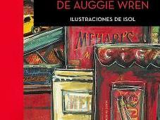 cuento Navidad Auggie Wren, Paul Auster