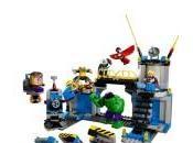 Imágenes sets LEGO Marvel para 2014