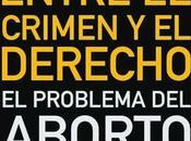 Libro Laura Klein: Entre Crimen Derecho ¿Filosofar aborto?