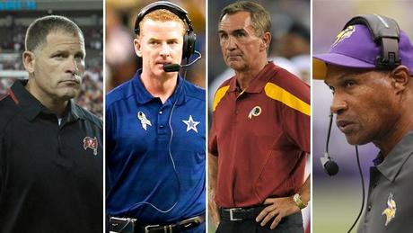 Head Coaches en peligro
