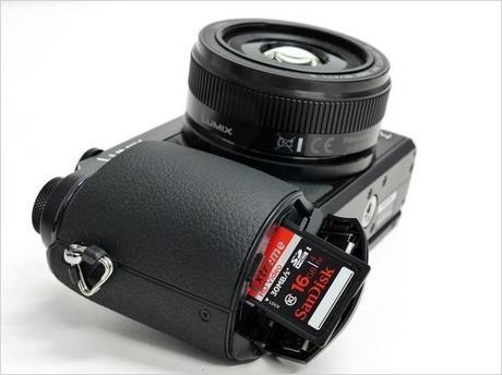 Panasonic Lumix DMC-GX7 bateria